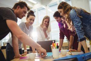 Reparando seus gaps de talento organizacional