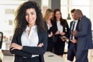 As qualidades que distinguem as mulheres líderes