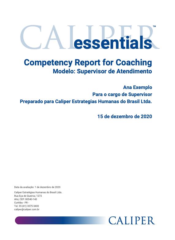 Imagem Essentials de Competências para Coaching