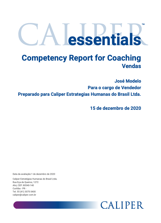 Imagem Essential para Coaching